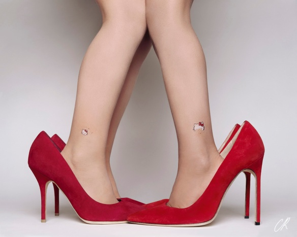 RED SHOES OF THE SEASON BY CR FASHION BOOK