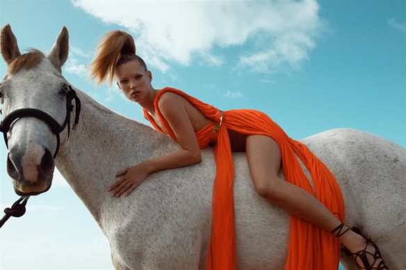 Kate Moss, W Magazine 'Goddess' editorial, ph by Inez van Lamsweerde and Vinoodh Matadin  2006 (3)