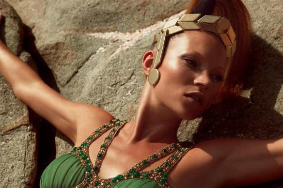 Kate Moss, W Magazine 'Goddess' editorial, ph by Inez van Lamsweerde and Vinoodh Matadin  2006 (6)