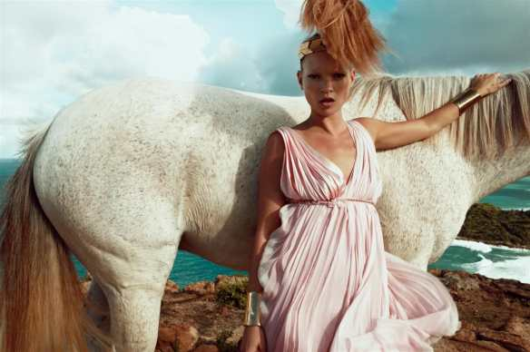 Kate Moss, W Magazine 'Goddess' editorial, ph by Inez van Lamsweerde and Vinoodh Matadin  2006 (7)