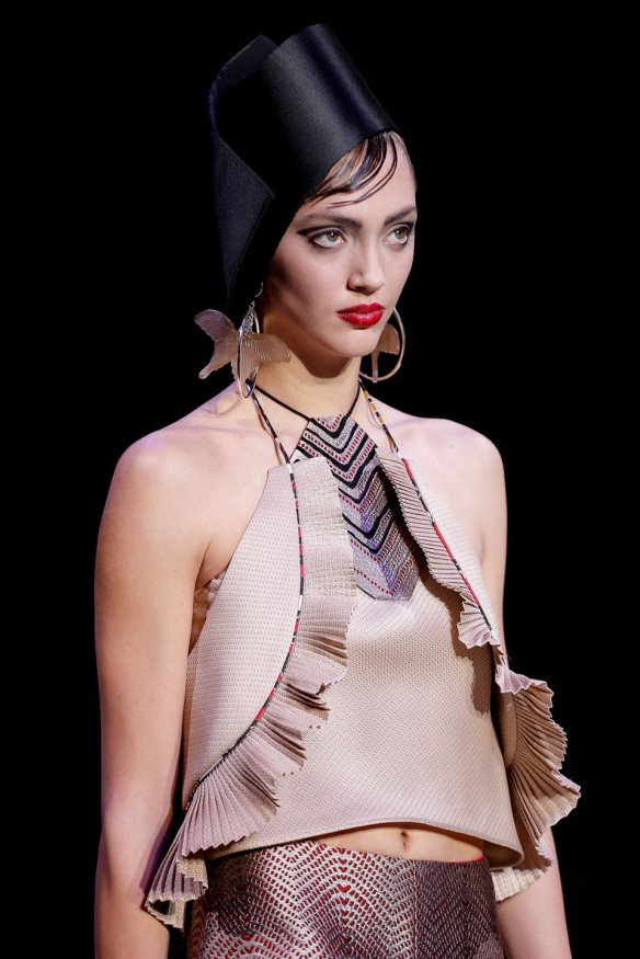 Armani Privé Spring Summer 2013, Haute Couture collection.13