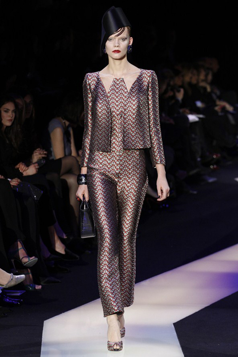 Armani Privé Spring Summer 2013, Haute Couture collection.16