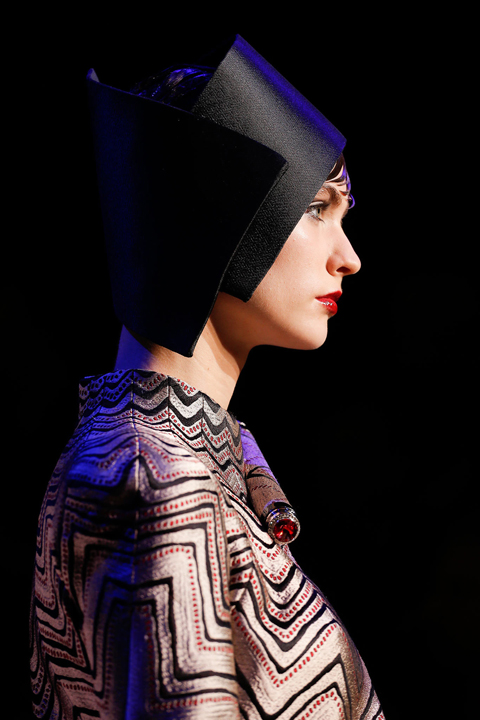 Armani Privé Spring Summer 2013, Haute Couture collection.17