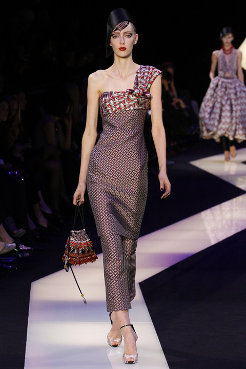 Armani Privé Spring Summer 2013, Haute Couture collection.25