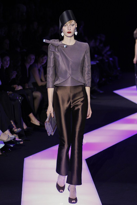 Armani Privé Spring Summer 2013, Haute Couture collection.3