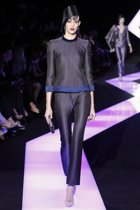 Armani Privé Spring Summer 2013, Haute Couture collection.5