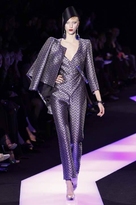 Armani Privé Spring Summer 2013, Haute Couture collection.7