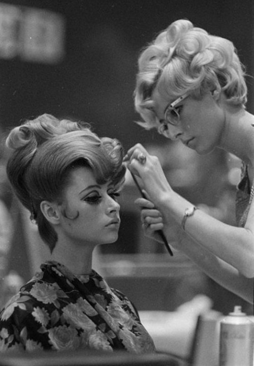 Hair Trend SS 2013- 1960s Style.13