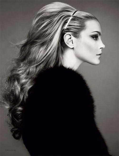 Hair Trend SS 2013- 1960s Style.17
