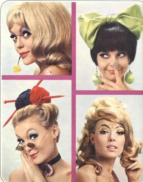 Hair Trend SS 2013- 1960s Style.4