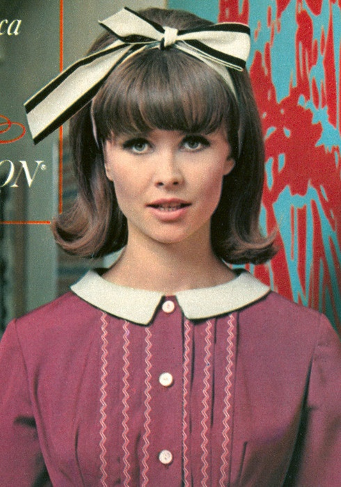 Hair Trend SS 2013- 1960s Style.6