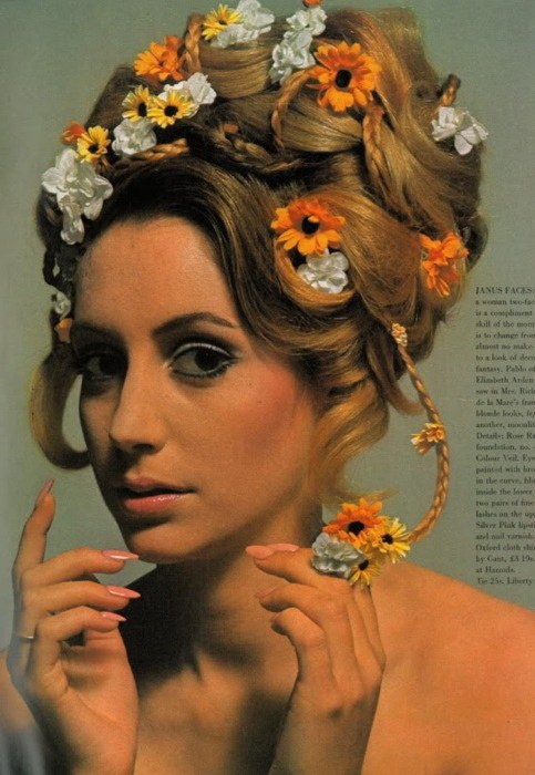 Hair Trend SS 2013- 1960s Style.8