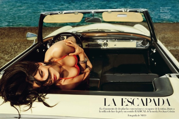 LA ESCAPADA,CRYSTAL RENN BY NICO FOR HARPER'S BAZAAR SPAIN JULY AUGUST 2013.2