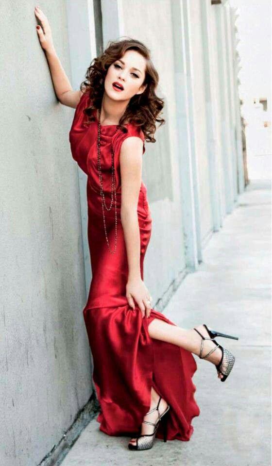 red dress.3