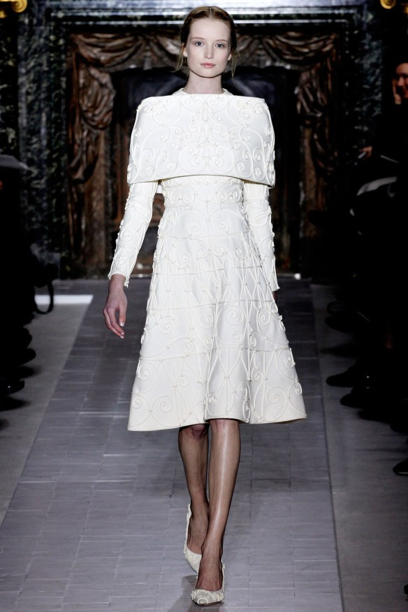 Valentino  Spring Summer 2013, Haute Couture collection-11