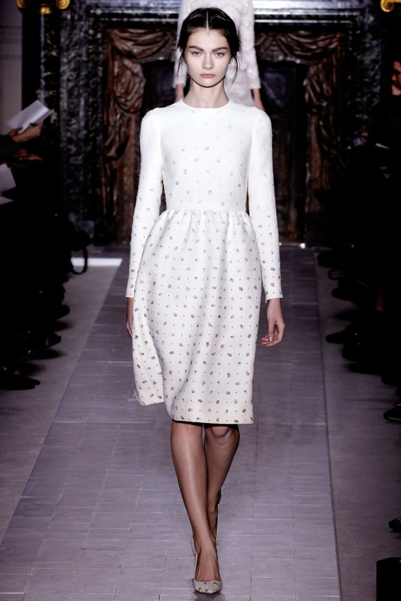 Valentino  Spring Summer 2013, Haute Couture collection-18