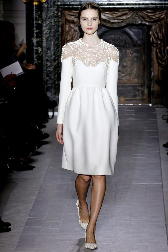 Valentino  Spring Summer 2013, Haute Couture collection-2