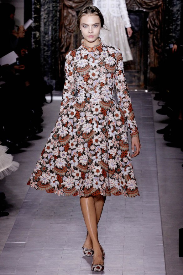 Valentino  Spring Summer 2013, Haute Couture collection-26