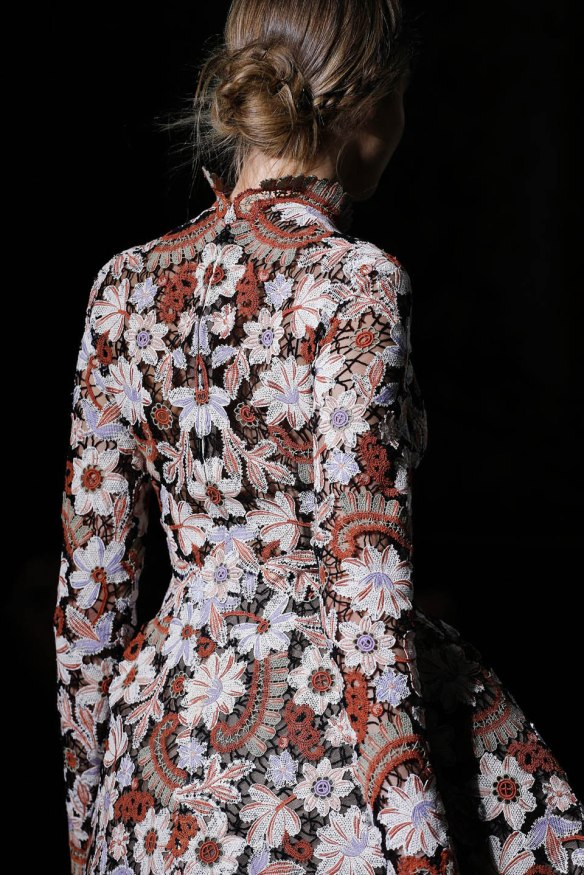 Valentino  Spring Summer 2013, Haute Couture collection-27