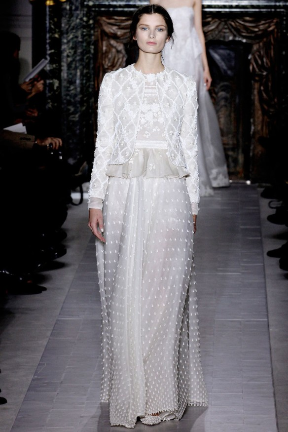 Valentino  Spring Summer 2013, Haute Couture collection-29