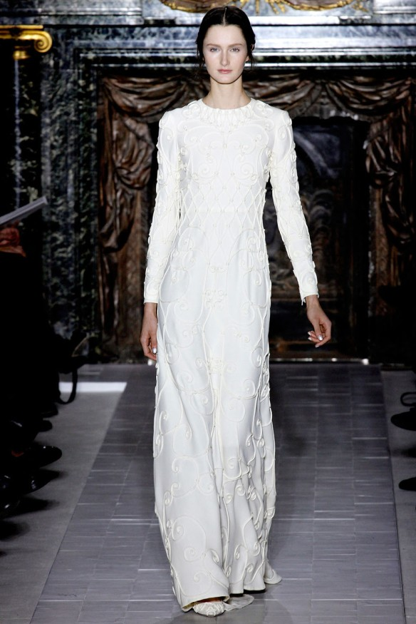 Valentino  Spring Summer 2013, Haute Couture collection-3