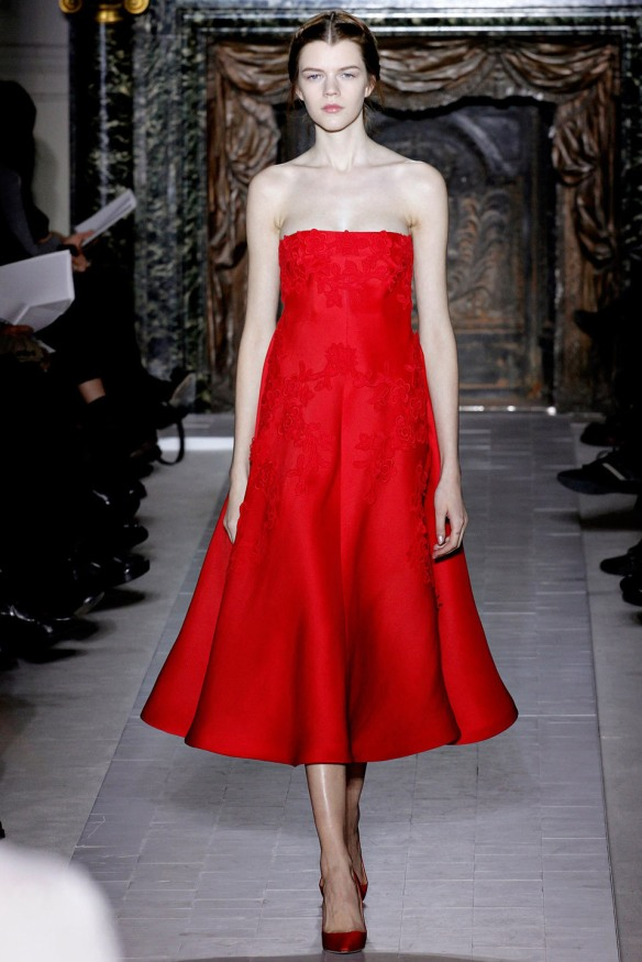 Valentino  Spring Summer 2013, Haute Couture collection-33