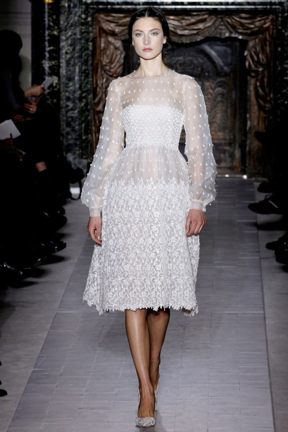 Valentino  Spring Summer 2013, Haute Couture collection-34