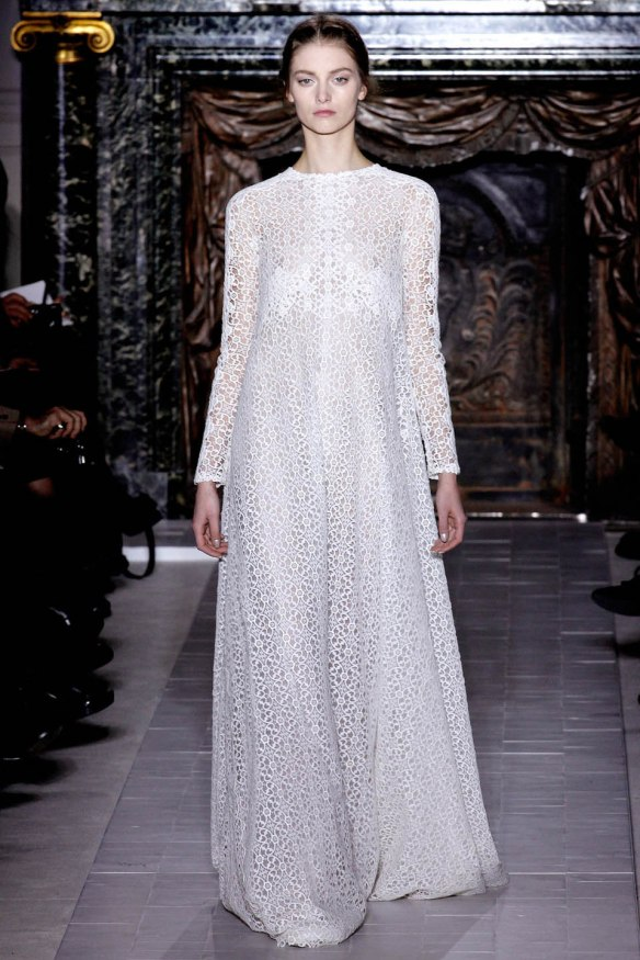 Valentino  Spring Summer 2013, Haute Couture collection-35
