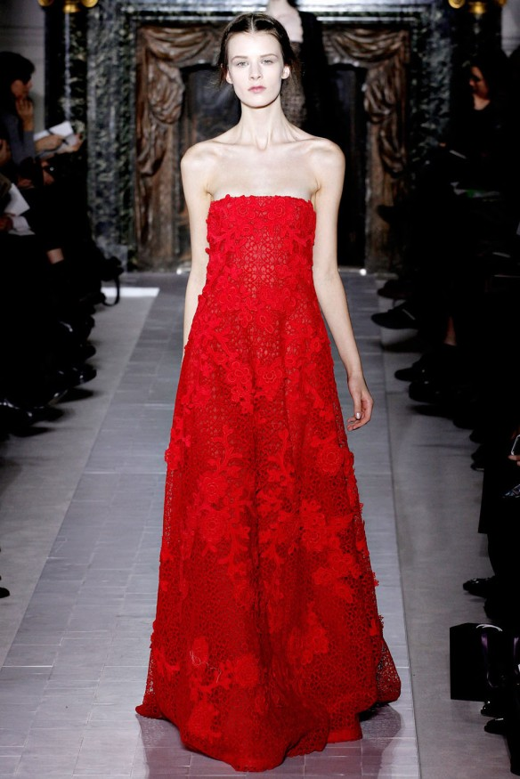 Valentino  Spring Summer 2013, Haute Couture collection-36