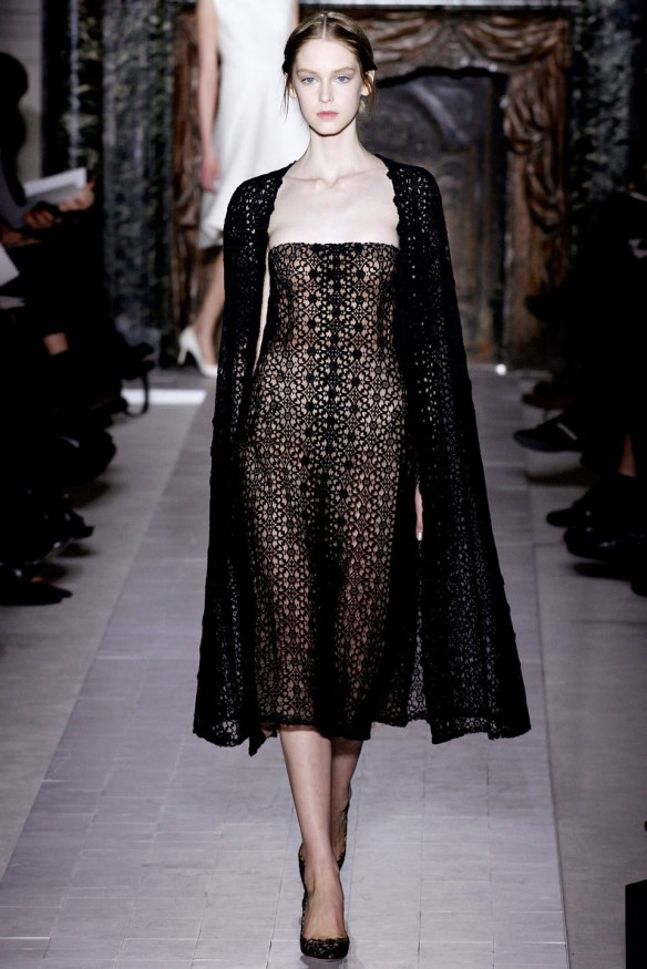 Valentino  Spring Summer 2013, Haute Couture collection-37
