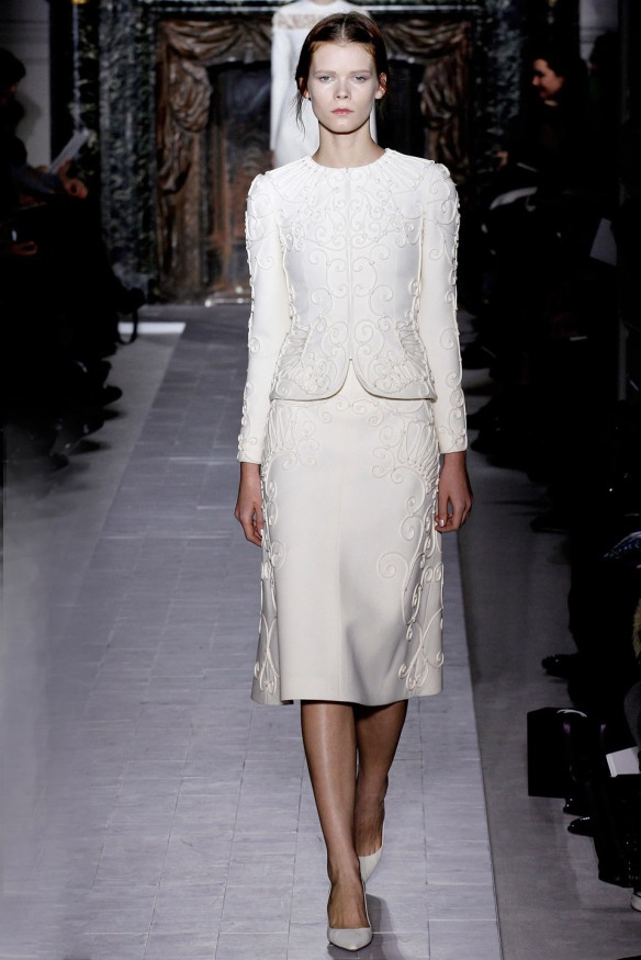 Valentino  Spring Summer 2013, Haute Couture collection-4