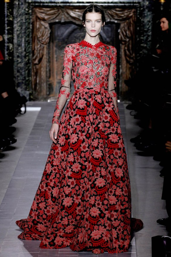 Valentino  Spring Summer 2013, Haute Couture collection-40