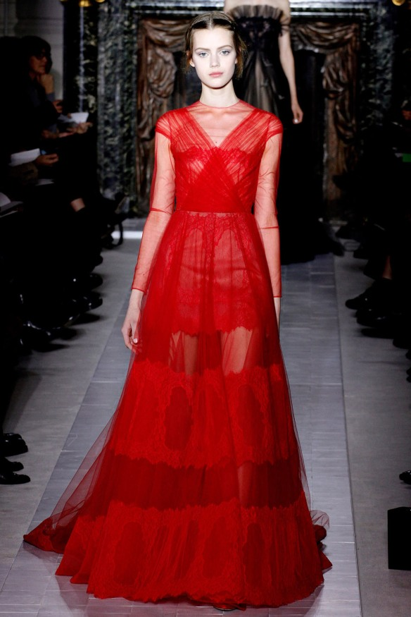 Valentino  Spring Summer 2013, Haute Couture collection-42