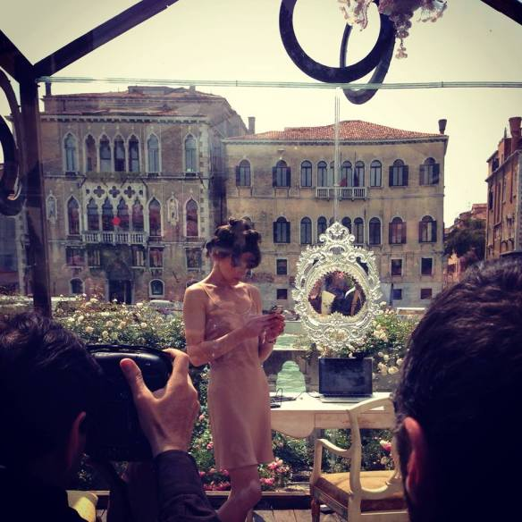 Venice Milla Jovovich's Diary From The Biennale7