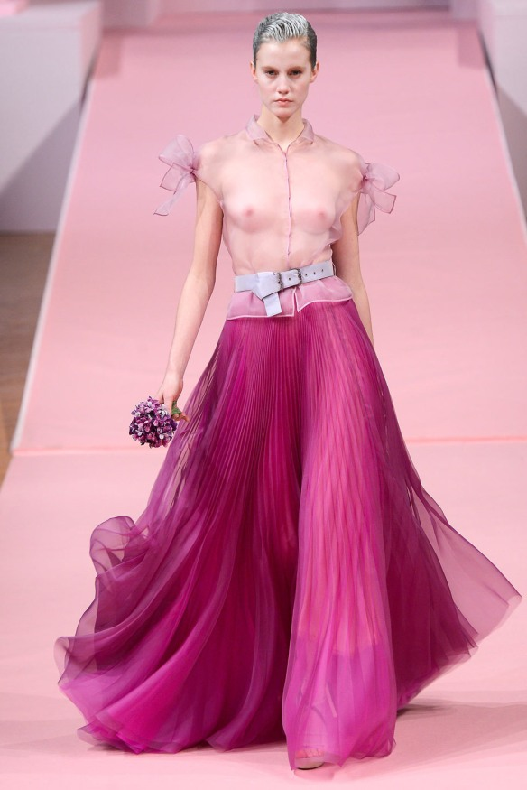 Alexis Mabille Spring Summer 2013 Haute Couture collection.14