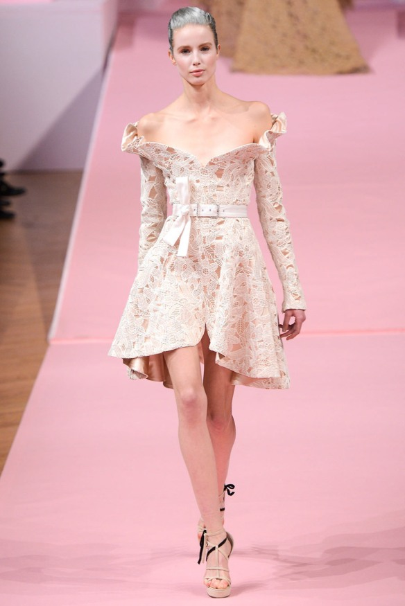 Alexis Mabille Spring Summer 2013 Haute Couture collection.7