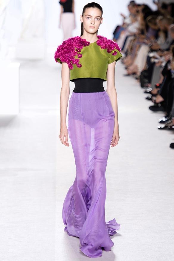 Giambattista Valli Autumn Winter 20132014, Haute Couture collection.12