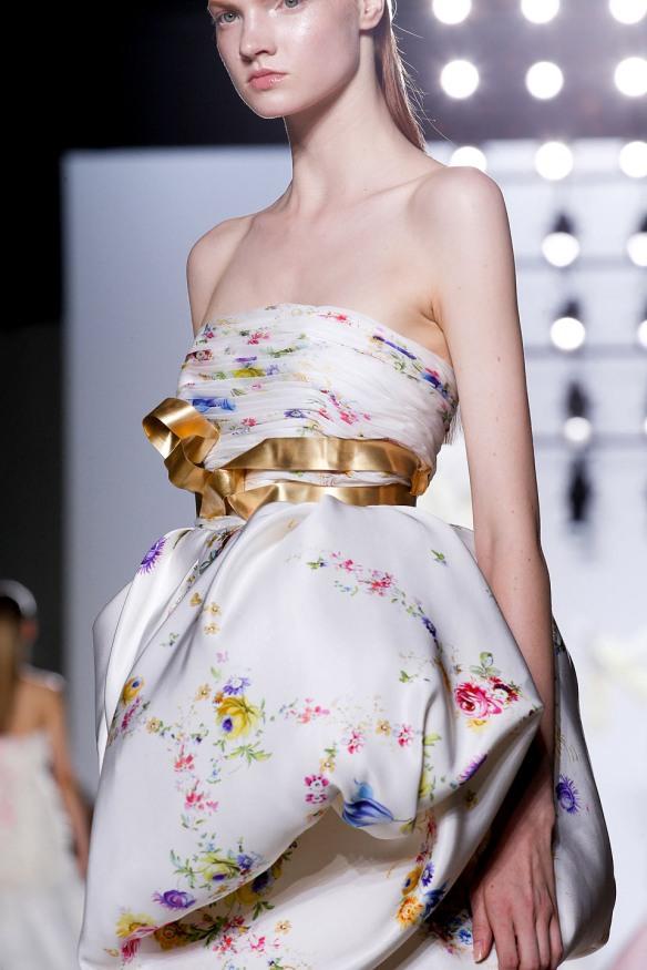 Giambattista Valli Autumn Winter 20132014, Haute Couture collection.15
