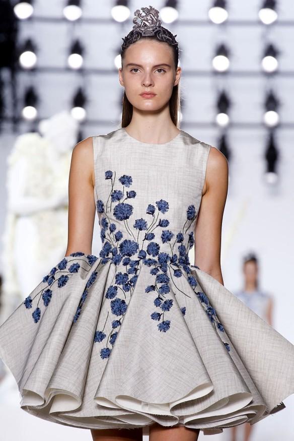 Giambattista Valli Autumn Winter 20132014, Haute Couture collection.6