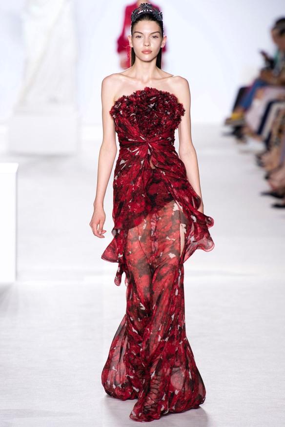 Giambattista Valli Autumn Winter 20132014, Haute Couture collection.8