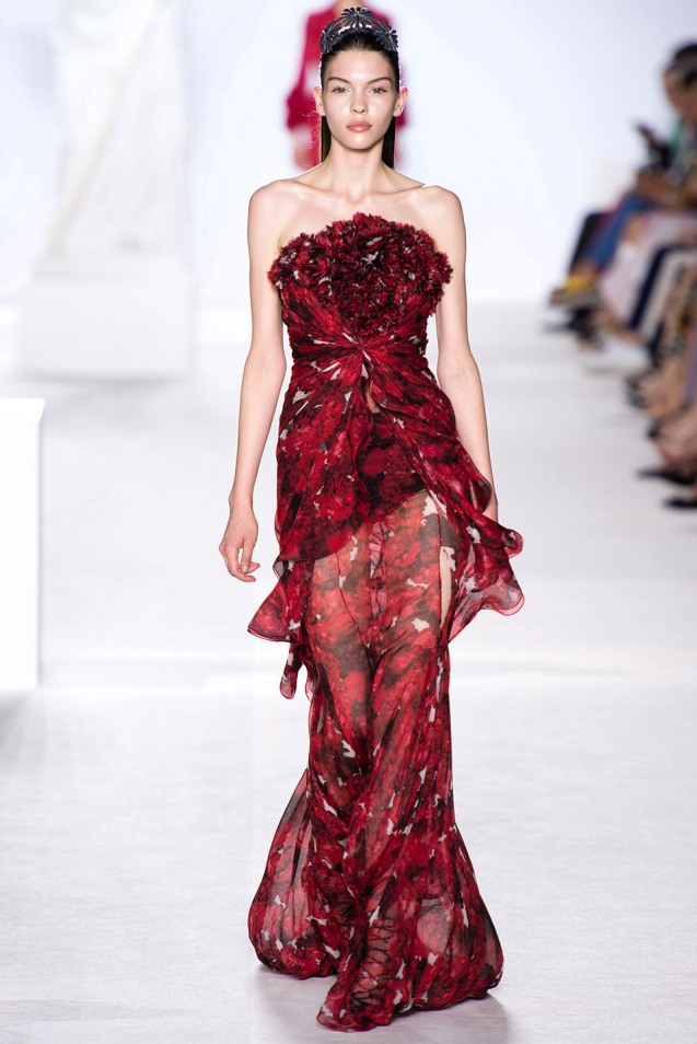 Giambattista Valli Autumn Winter 20132014, Haute Couture collection.8