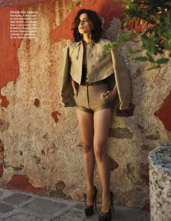Jana Knauerova by Juan Guillermo Escobar for Vogue Latin America July 2013.3