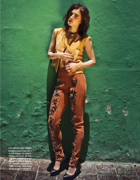 Jana Knauerova by Juan Guillermo Escobar for Vogue Latin America July 2013.7