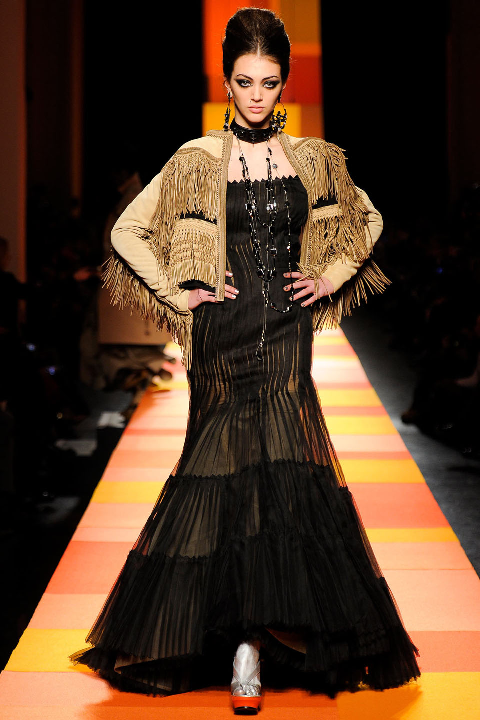 Jean Paul Gaultier Spring - Summer 2013, Haute Couture collection.11