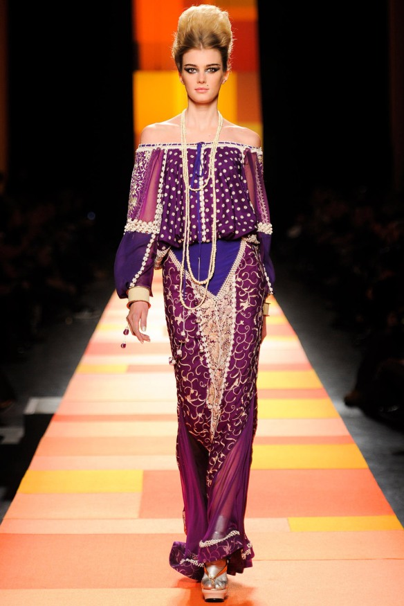 Jean Paul Gaultier Spring - Summer 2013, Haute Couture collection.12