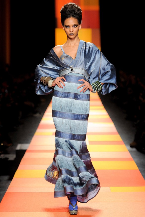 Jean Paul Gaultier Spring - Summer 2013, Haute Couture collection.13