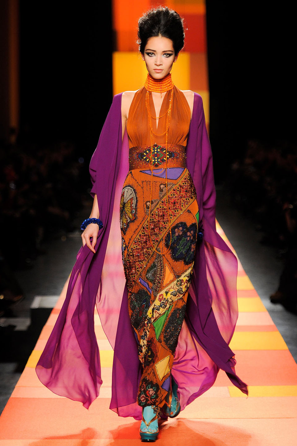 Jean Paul Gaultier Spring - Summer 2013, Haute Couture collection.14