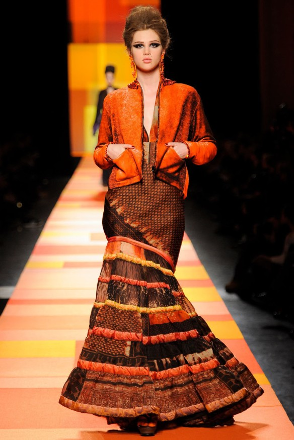 Jean Paul Gaultier Spring - Summer 2013, Haute Couture collection.15