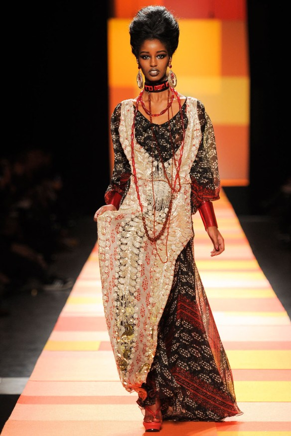 Jean Paul Gaultier Spring - Summer 2013, Haute Couture collection.17
