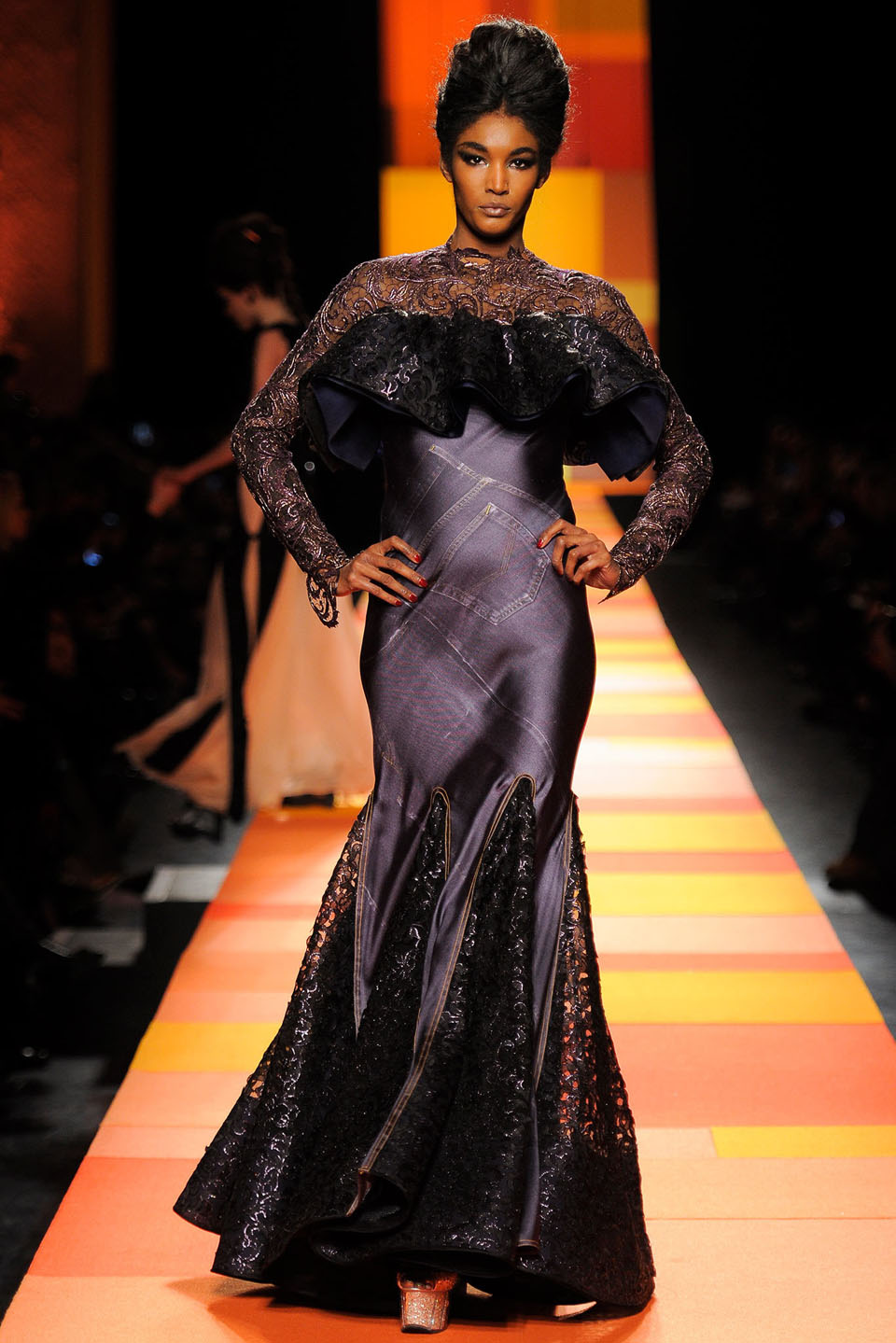 Jean Paul Gaultier Spring - Summer 2013, Haute Couture collection.19